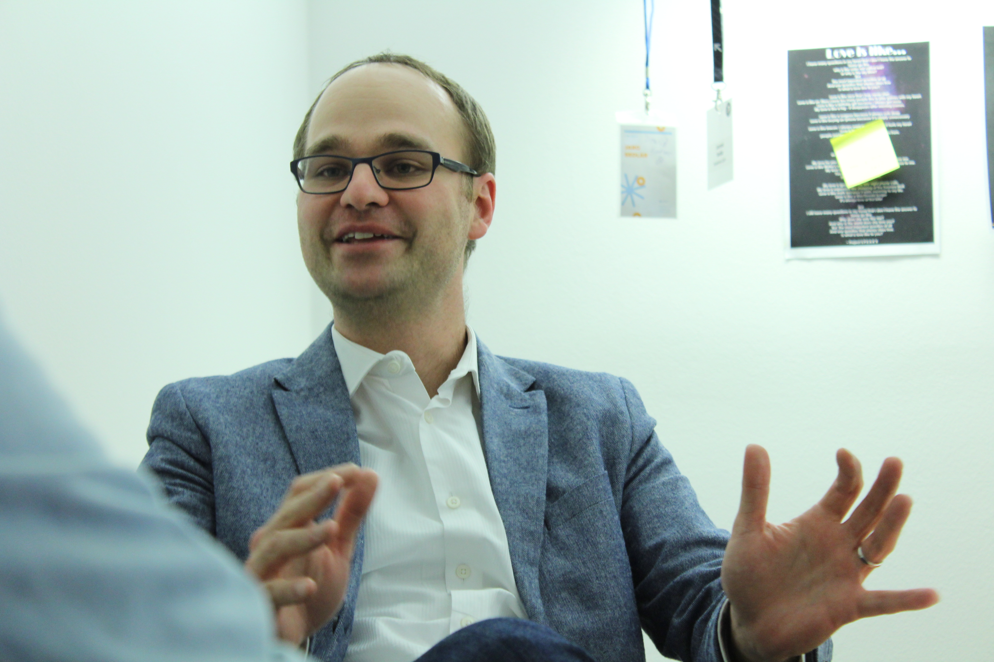 Interview with Jaromír Sedlár